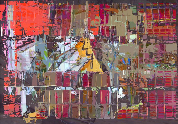 Honey Jones' place - art, contemporaryart - paulsmedberg | ello