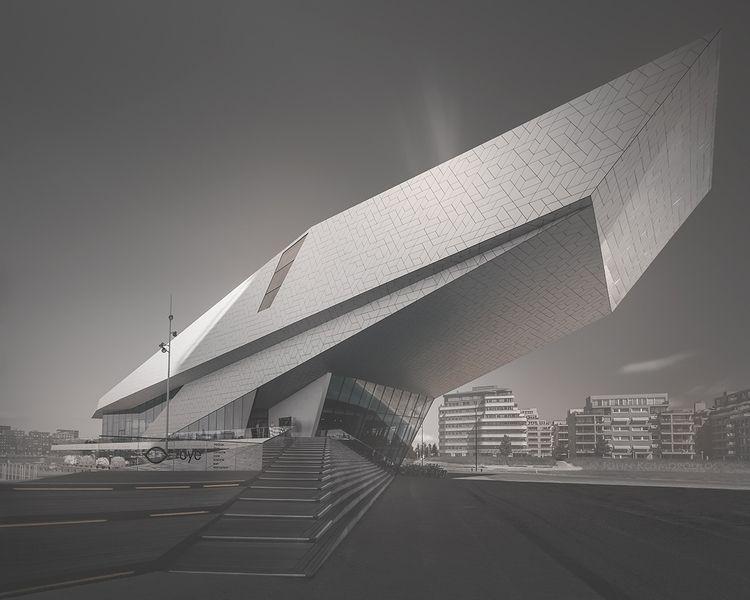 EYE Filmmuseum | Amsterdam Gold - johnkosmopoulos | ello