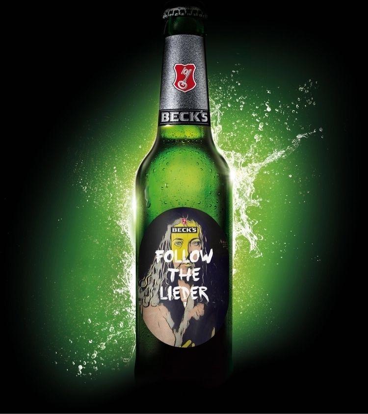 Das Deiner Mudda - Becks - drikkes | ello