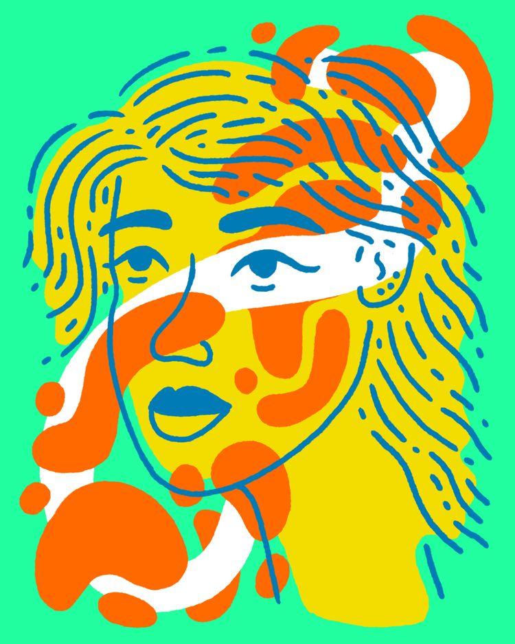 Visions - illustration, illustrator - heybop   ello