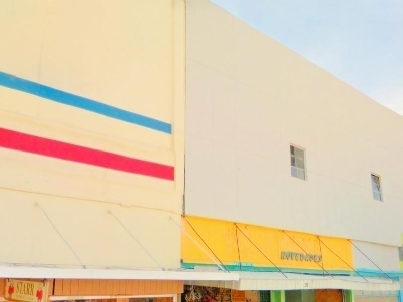 El Paso / Overland Avenue - rephotography - dispel   ello