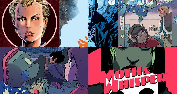 Color Chaos mind - 5, comics, comicbooks - comicbuzz   ello