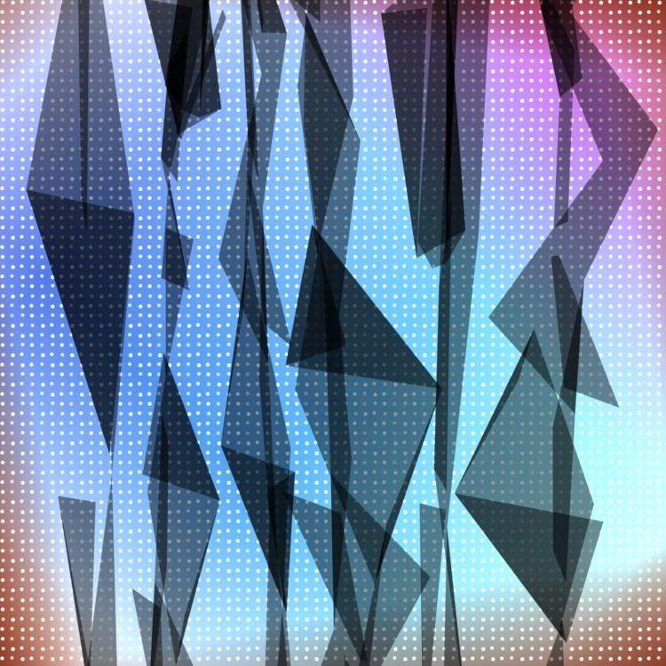 180817 // .blend - digital, abstract - alexmclaren | ello