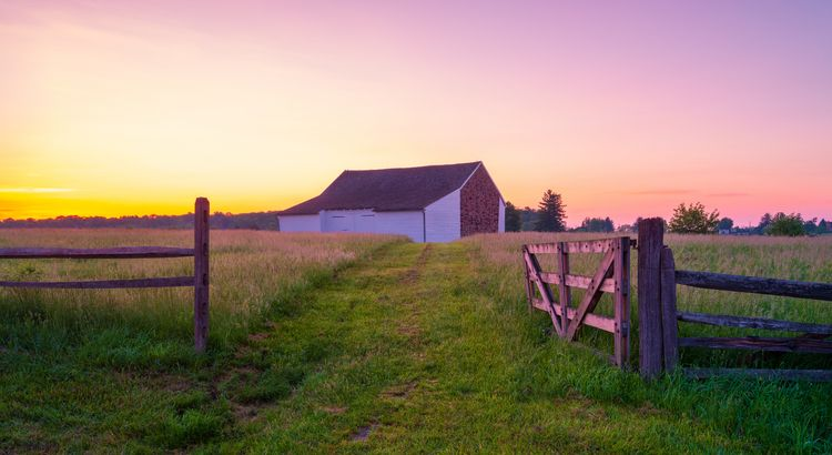 McPherson Farm, Gettysburg Nati - timweikertphotography | ello