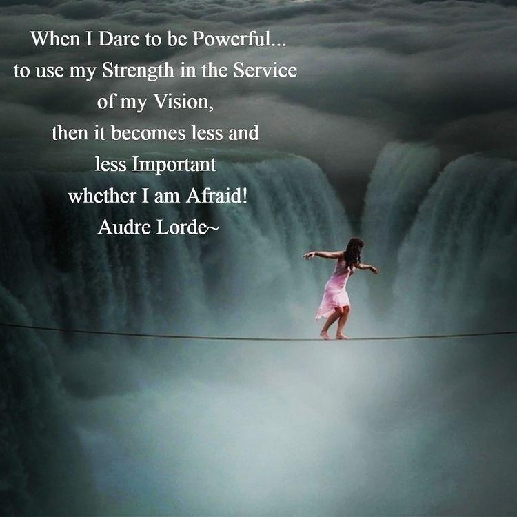 Powerful...:no_mouth: Strength  - dare2bare | ello