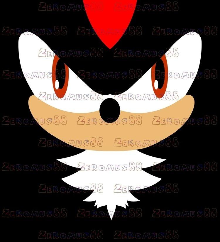 black, red, speed, fast, game - zeromus88 | ello
