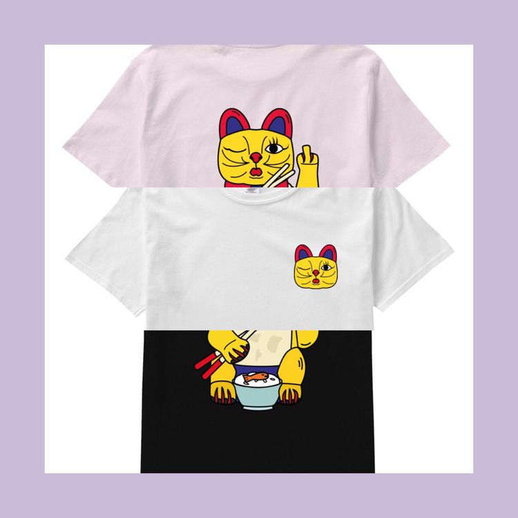 buy Maneki tee. wanted sell ill - phi-yen | ello