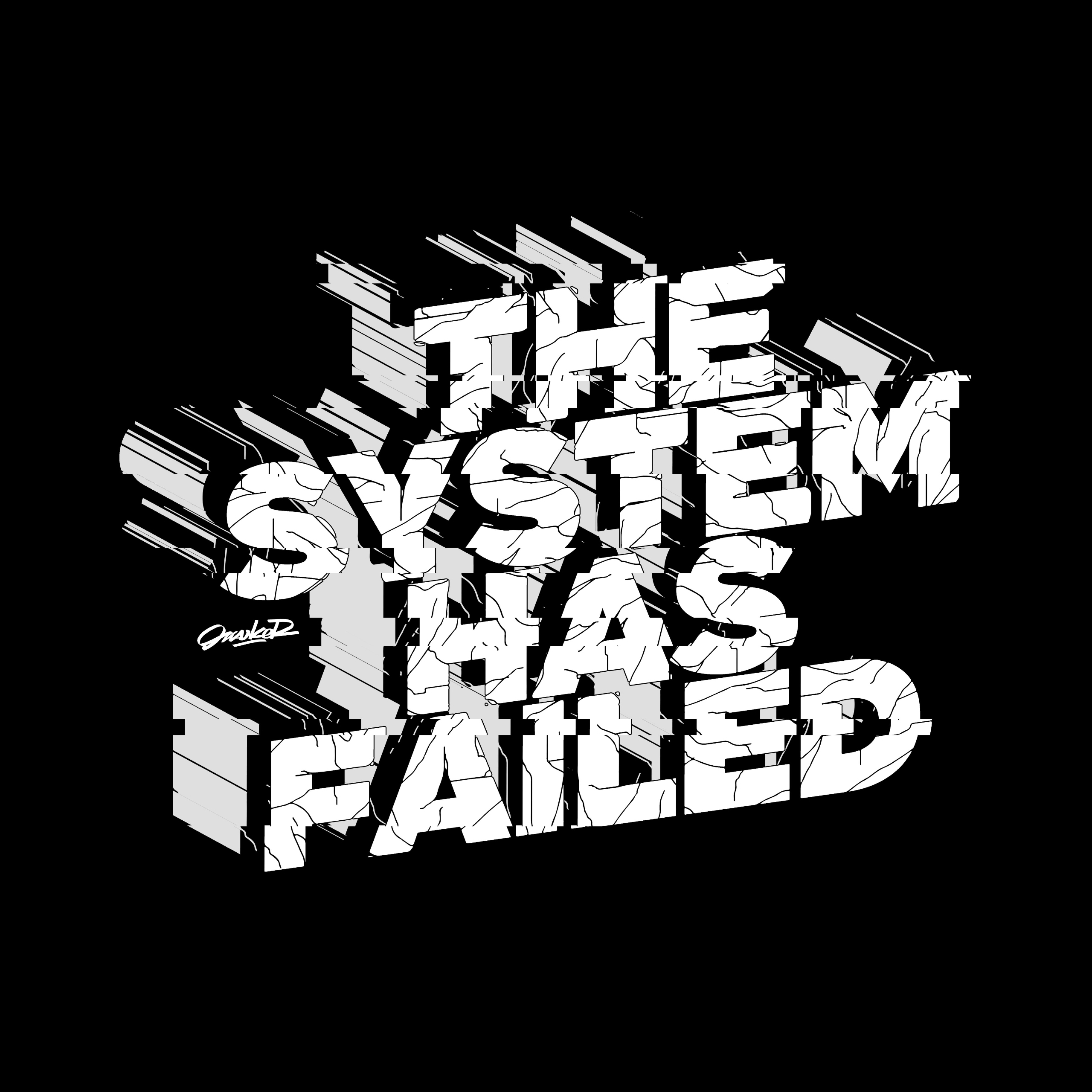 Omarker - System Failed Julien  - omarker | ello