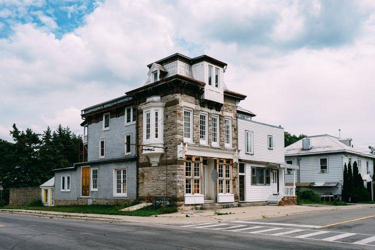 51 Drummond St, Perth Ontario - architecture - nickstanley | ello
