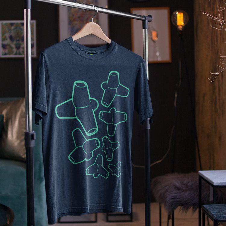 Breakwater - tshirt, minimal, architecture - yanmos | ello