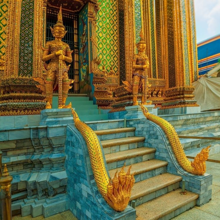 gatekeepers dragons - Bangkok, Thailand - christofkessemeier | ello