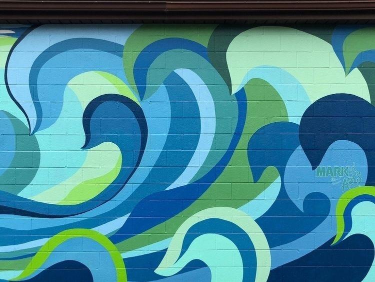 wrap - mural - markedarts | ello