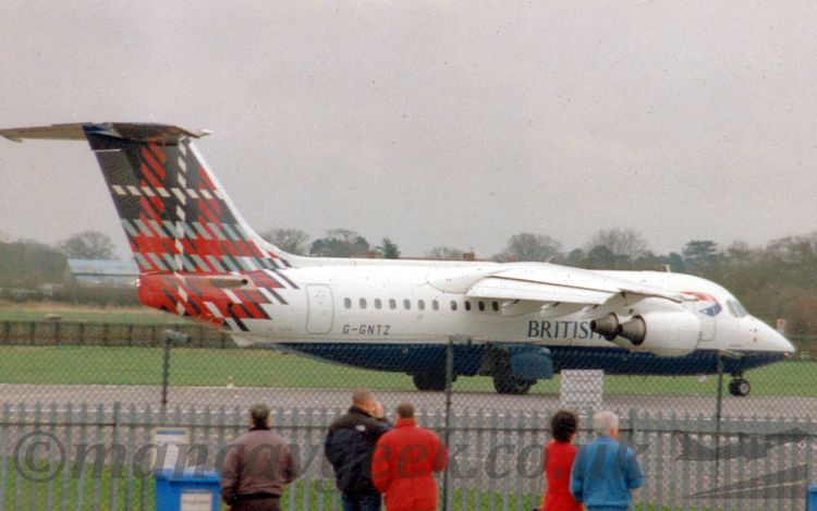 British Aerospace BAe146-200, A - mancavgeek | ello