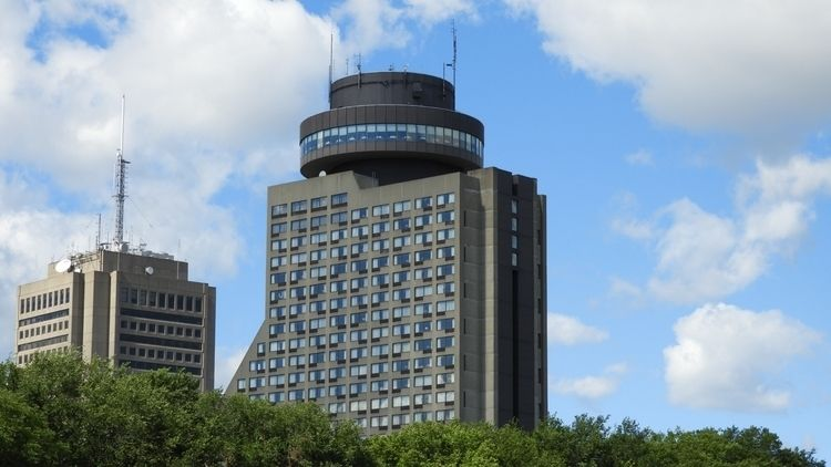 Hotel Concorde, Quebec - architecture - koutayba | ello