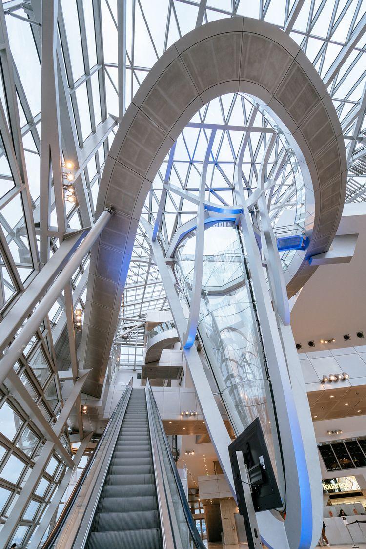 Roller Coaster museum - architecture - adrelanine | ello