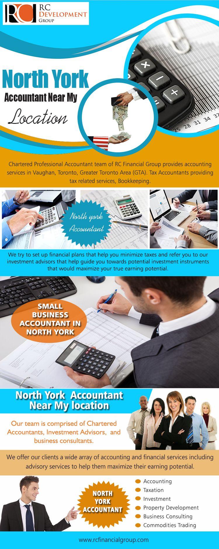 North York Accountant location  - etobicokeaccount | ello