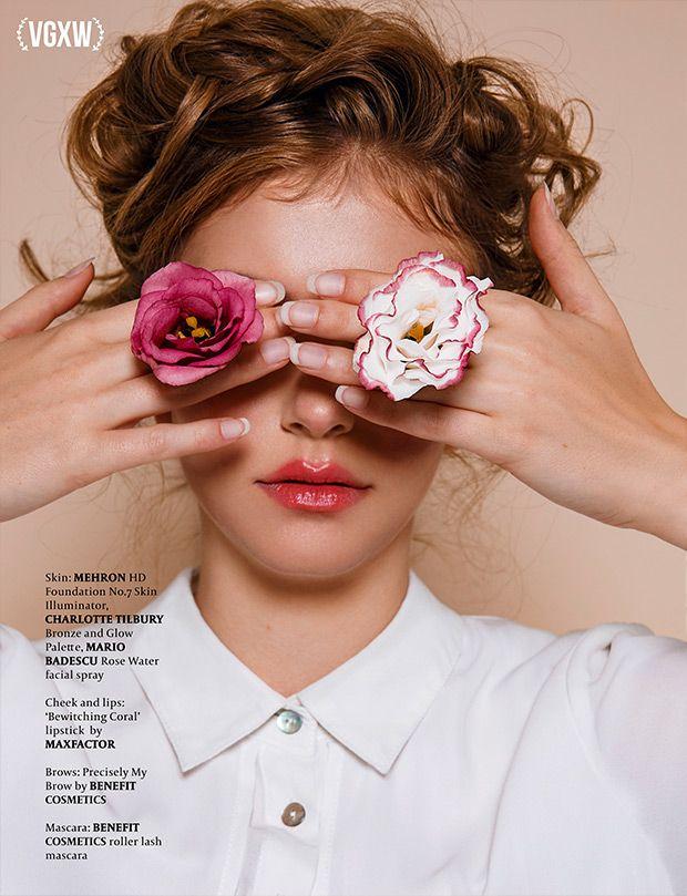VGXW Magazine Beauty Editorial - virtuogenix | ello