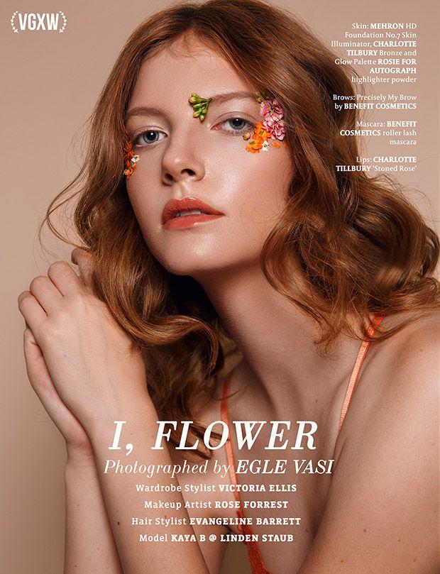 VGXW Magazine Beauty Editorial - virtuogenix   ello