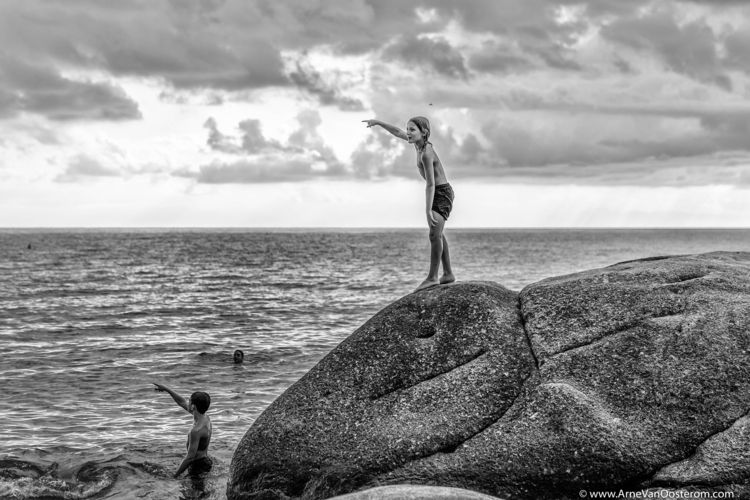 Elba, BlackAndWhitePhotography - arnevanoosterom   ello
