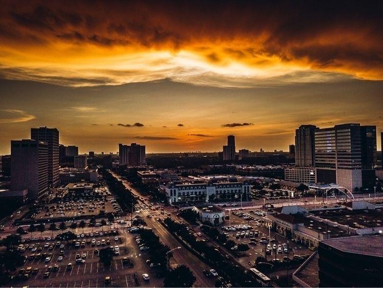 angry - sunset, drone, dji, photography - 1qban   ello