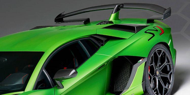 Lamborghini Aventador SVJ crea - evlear | ello