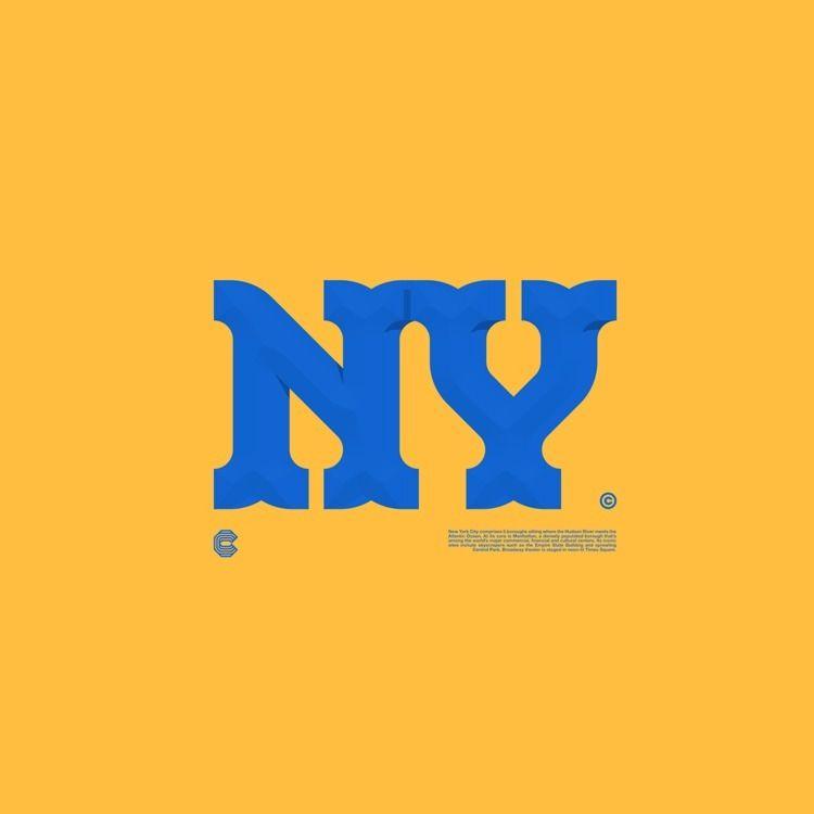 NY - chadwickalphabetic | ello