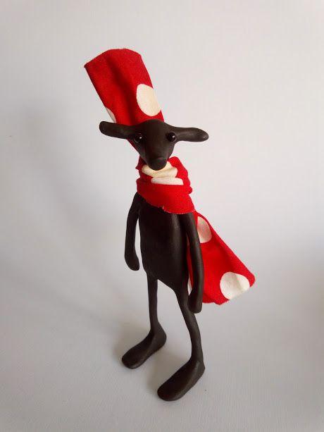 Grubb - arttoy, sculpture, toy, photography - jedsevard | ello