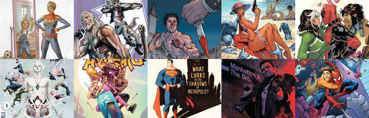 Rack Enjoying comics - 105, column - comicbuzz | ello