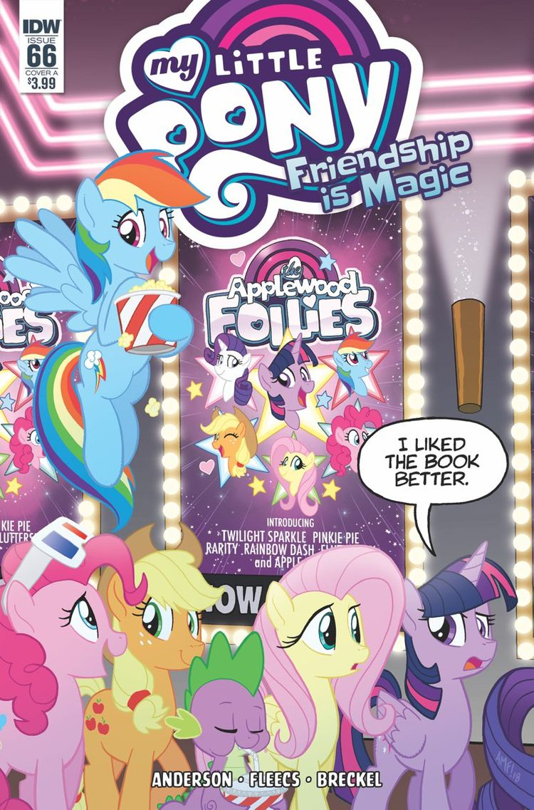 Pony: Friendship Magic Review D - comicbuzz | ello