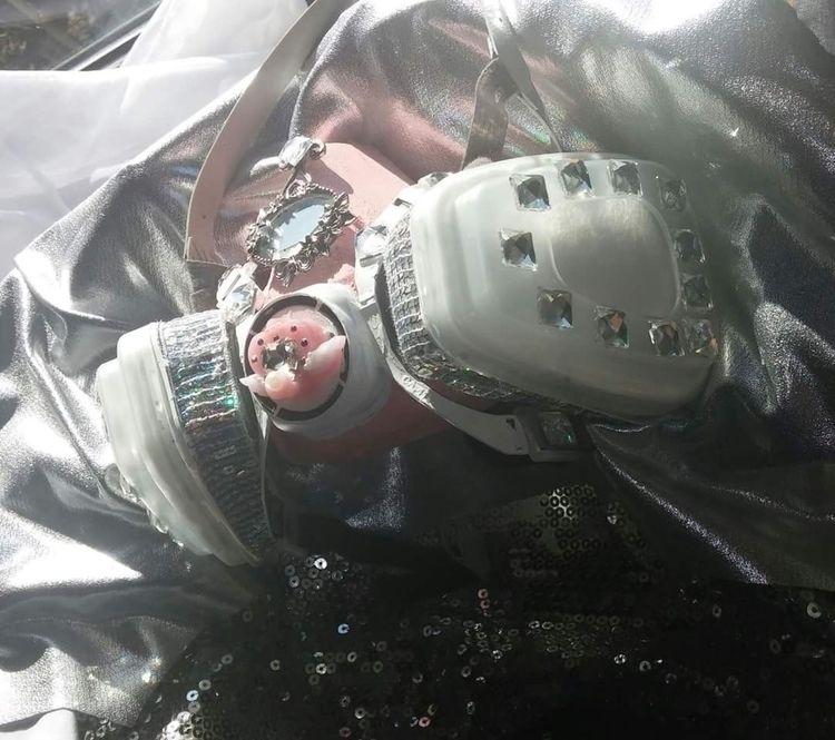 Deco Respirator Mask custom ful - alicelefae | ello