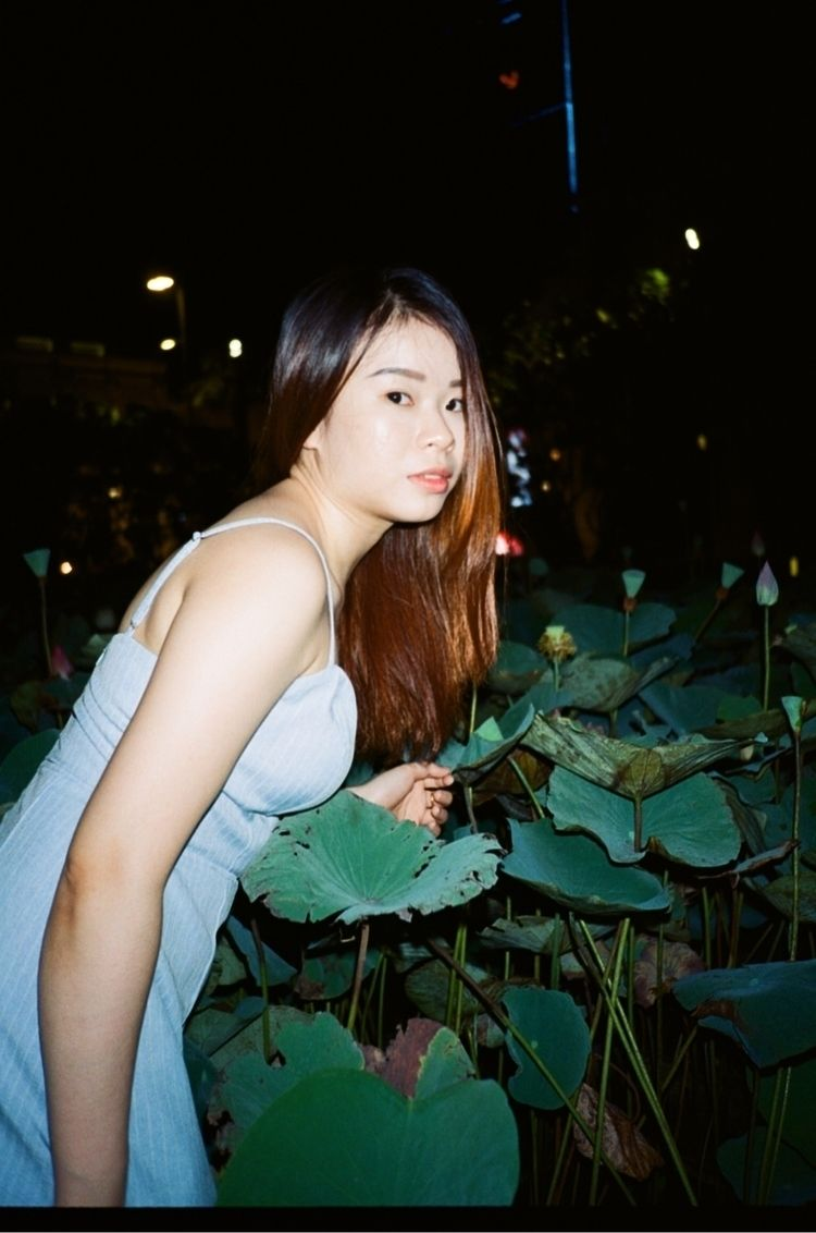 Hannah, Saigon, Vietnam 2018 - film - salvadorbfm   ello