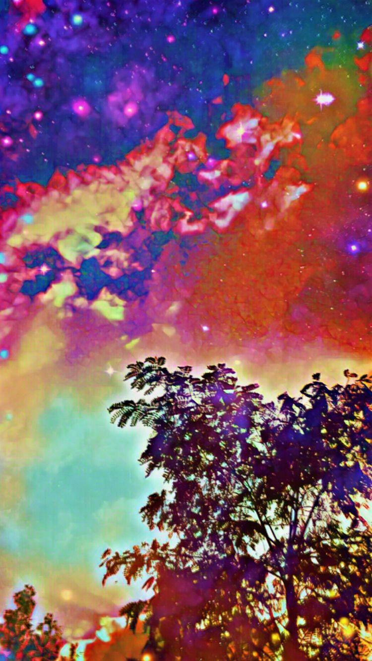 DREAM - novaexpress93, sky, trees - novaexpress93 | ello