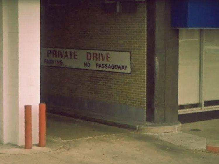 Alleys / Tancahua Street, Corpu - dispel | ello