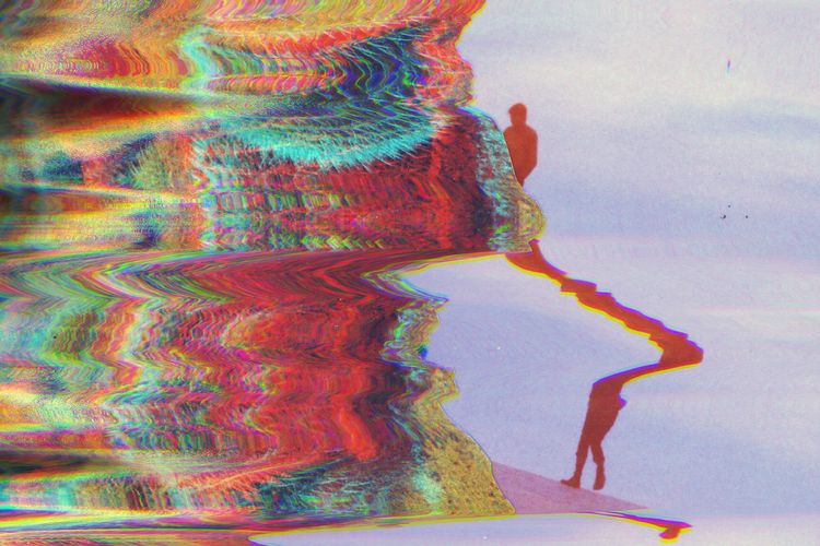 humans technology Submitted Art - blancavinas   ello