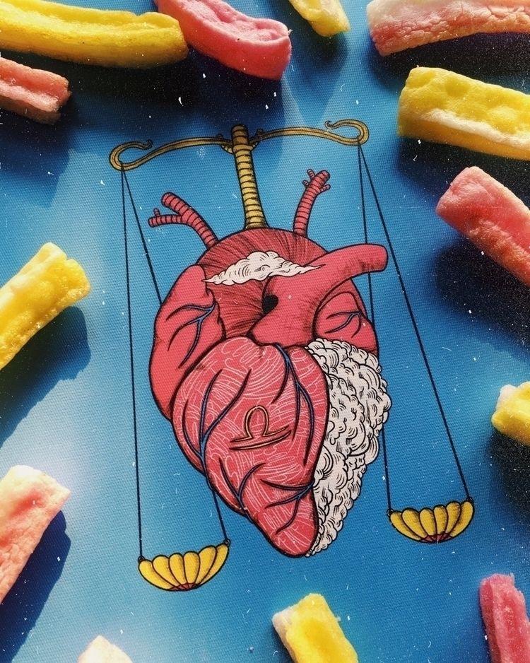 Libra Heart :libra:️. Dear Libr - ranggasme | ello