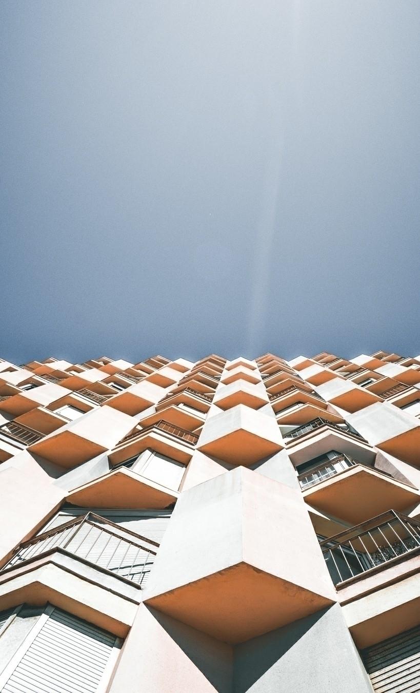 architecture, lookingup, style - joellloret   ello