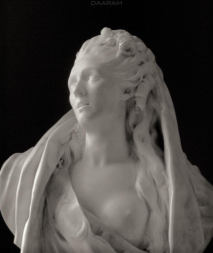 Opera singer: Study statue scul - daaram | ello