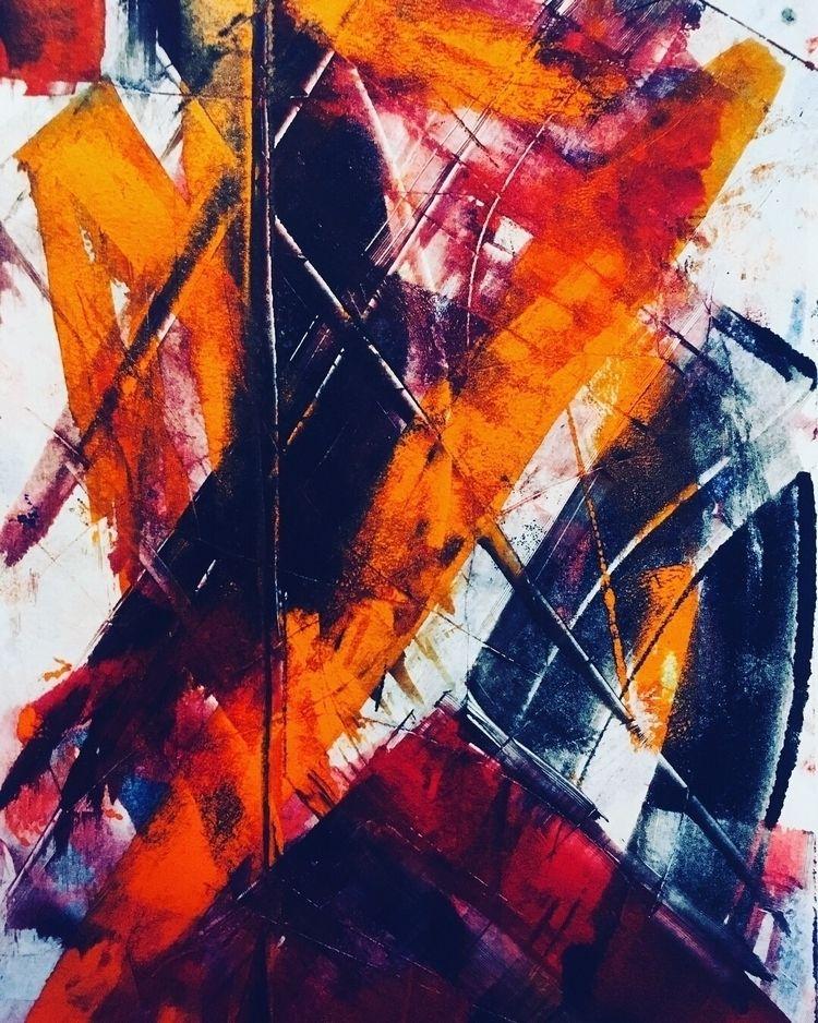 printmaking, detail, abstract - elekz | ello