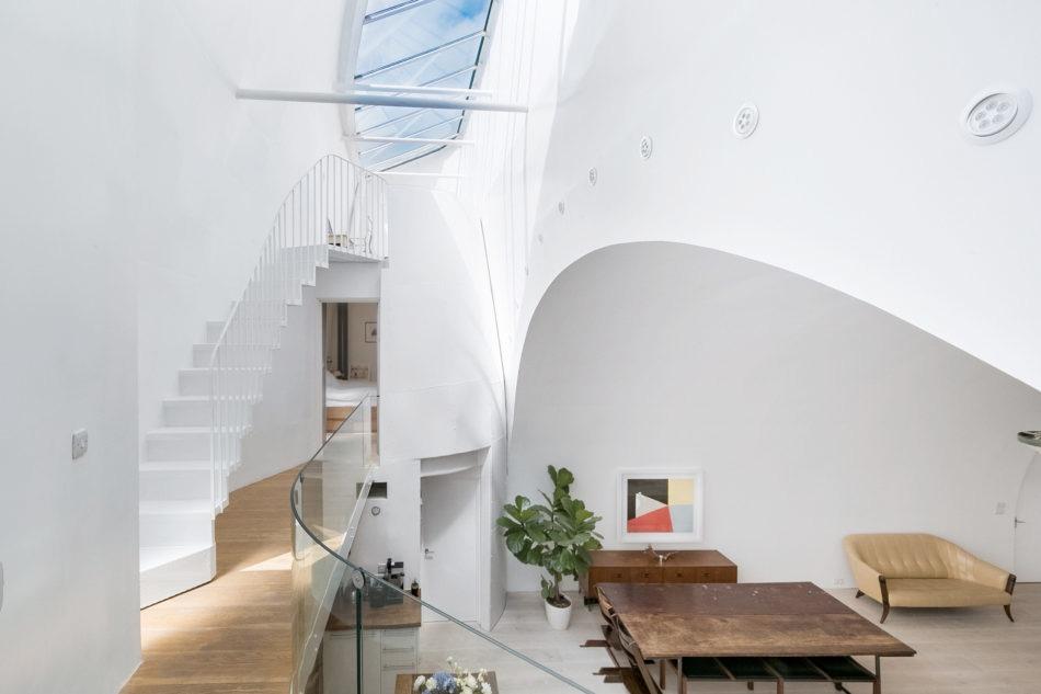 Undercurrent Architects moderni - red_wolf | ello