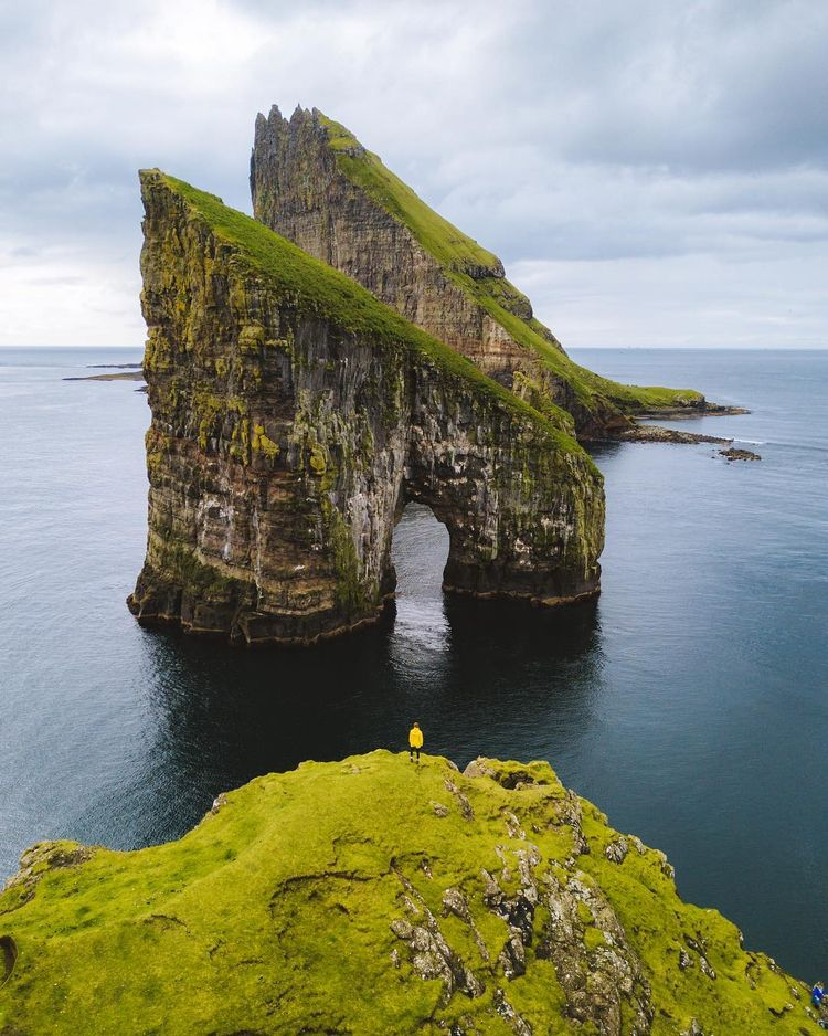 Faroe Islands Stunning Drone Ph - photogrist | ello