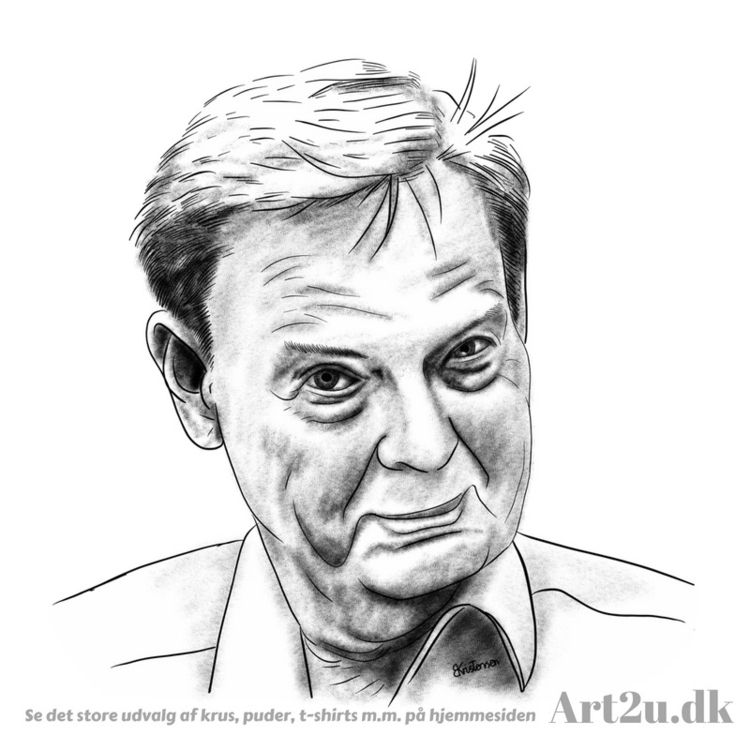 Pen Ink drawing Art2u.dk - Ulf, Pilgaard - art2u | ello