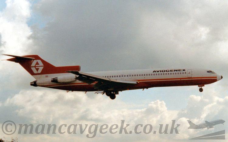 YU-AKH, Boeing 727-200, Aviogen - mancavgeek | ello