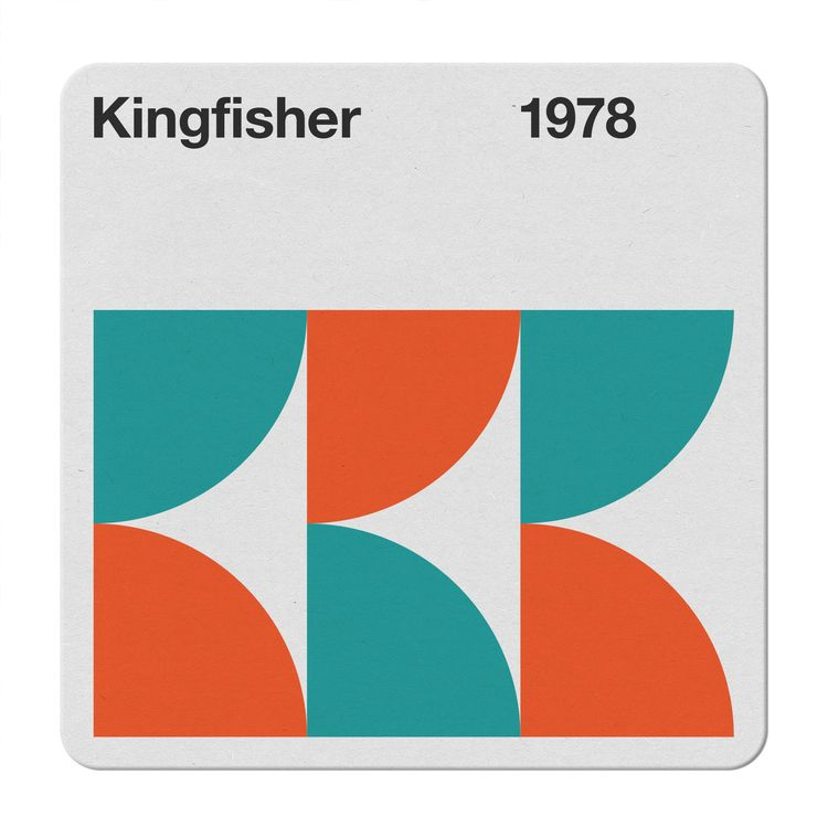 kingfisher coaster - design, swisscoasters - kdd | ello