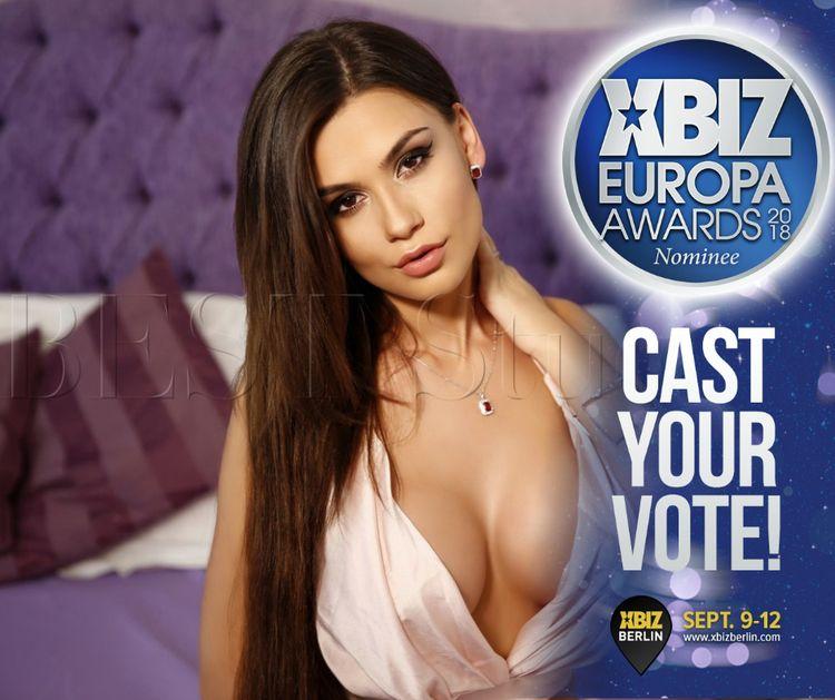 Yup! week voting 2018 Europa Aw - serenesophie | ello