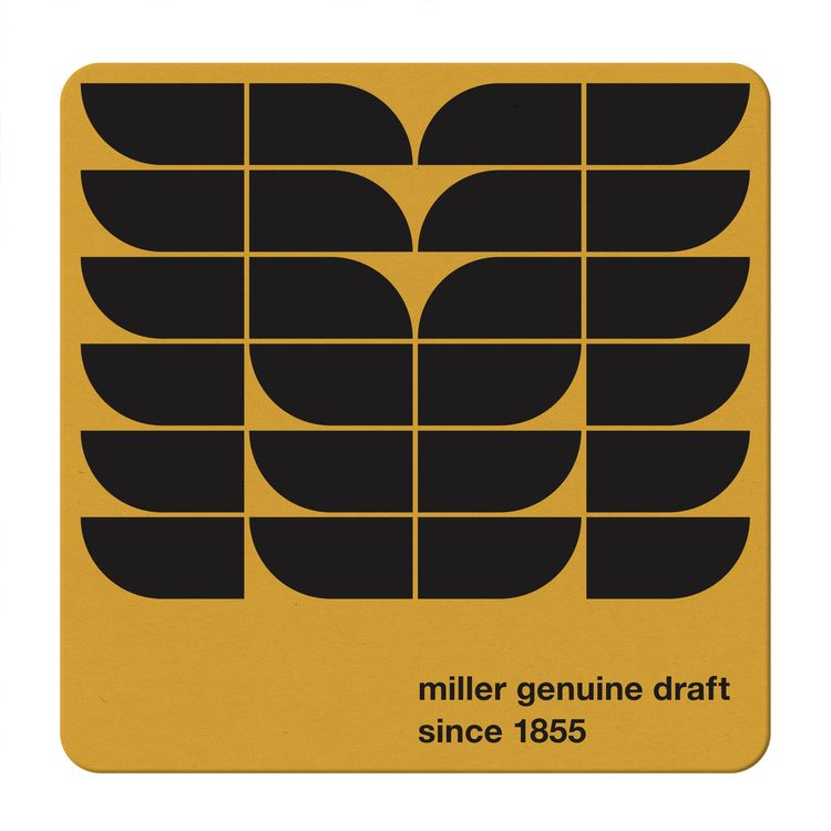 miller genuine draft coater - design - kdd | ello