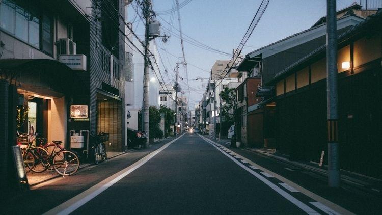 KYOTO FujiFilm 1.4 - Japan, Kyoto - hellohiccups | ello