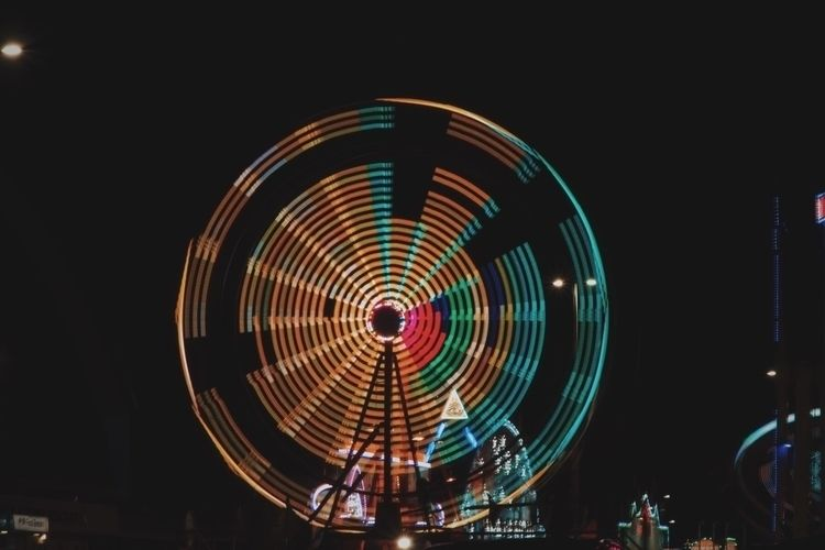 Summer Night Permian Basin Fair - benraigoza | ello
