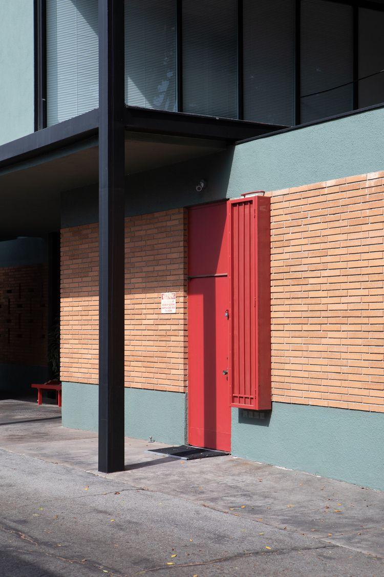 Modernist Building, Green St, P - odouglas | ello