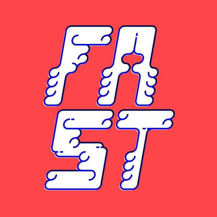 Typography, CuriousFlux - curiousflux | ello