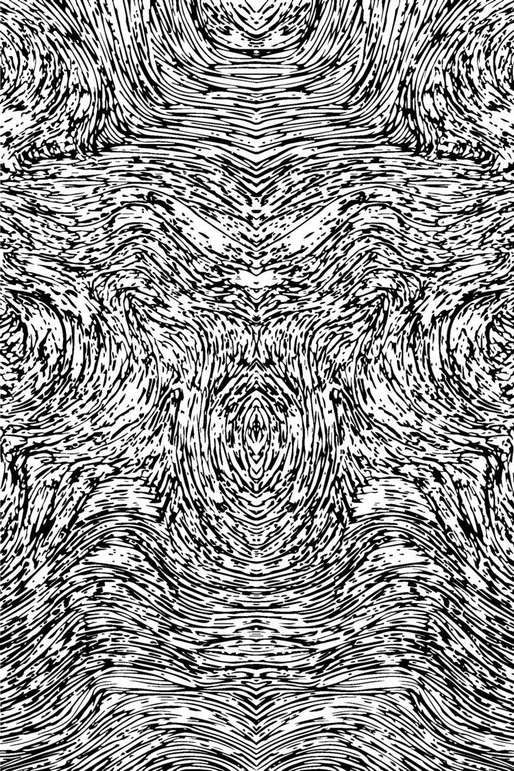 Ink Lines - kjacks | ello